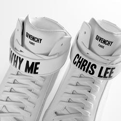 单品推荐:李宇春的Sneaker