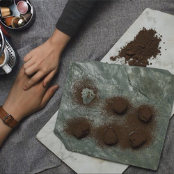 GQ厨房 | 松露巧克力,让你轻松成为满分情人