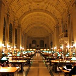 """看看内涵满腹的""""华丽""""图书馆"""