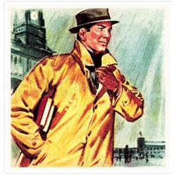 透气防雨保暖的Mac,是理工男的浪漫