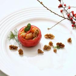 3道用核桃烹饪的新年创意菜