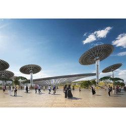 2020 迪拜世博会 可持续展馆走科幻路线