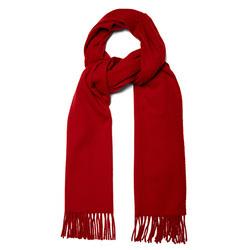 大红围巾高高挂