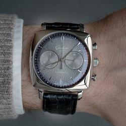方中有圆 新型腕表设计款