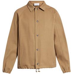这件驼色夹克可以让你看起来高级点