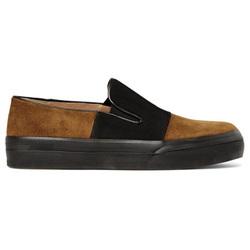 实穿又不失优雅的绒面皮板鞋