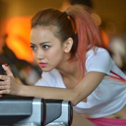 健身Girl