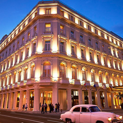 凯宾斯基在古巴推出首家五星级豪华酒店
