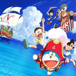 哆啦A梦大电影又双叒叕来了,这次取名为《大雄的宝岛》