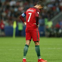 2017联合会杯半决赛:葡萄牙0-0智利(点球0-3)