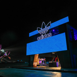 adidas Originals助力2017风暴电音节上海站,释放原创精神