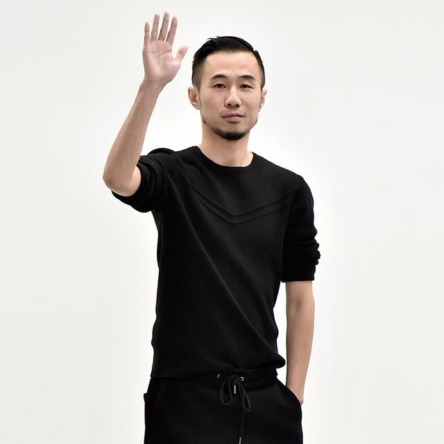 GQ再携孙小峰亮相2016秋冬伦敦男装周