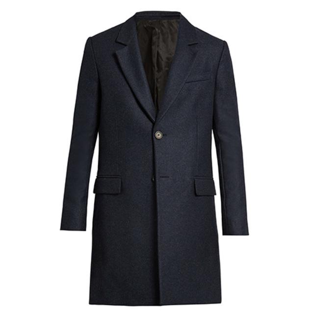 让你身材更加挺拔的大衣