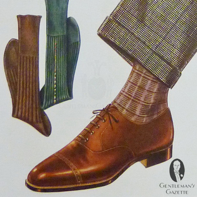 牛津鞋可并非产自牛津