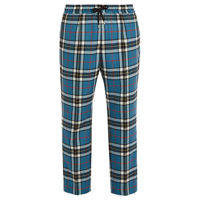 上海人睡裤style终于熬出了头