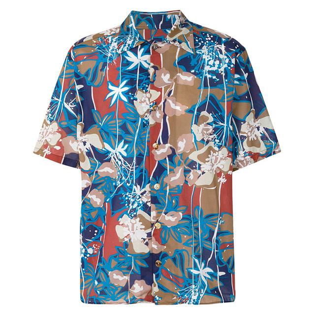"""穿上花衬衫,就是要做""""花花公子"""""""