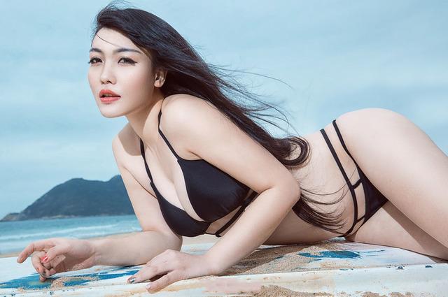 性感沙滩比基尼大片
