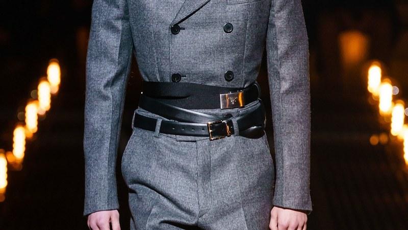 腰带时尚回归,你也应该戴一条吗?