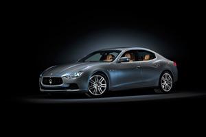 玛莎拉蒂Ghibli杰尼亚特别版概念车于巴黎车展全球首发