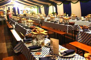 普拉那第22届十月啤酒节开幕 畅享德国啤酒和美食