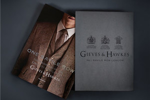 GIEVES & HAWKES英伦时尚巨作 塞维尔街一号 英国绅士的诞生