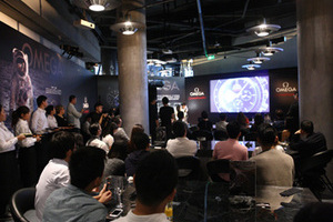 GQ x OMECA 超霸系列时计臻品鉴赏会