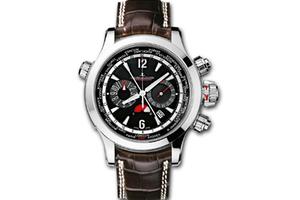 積家Master Compressor Extreme世界時區計時腕表