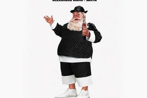 当大牌遇见圣诞老人