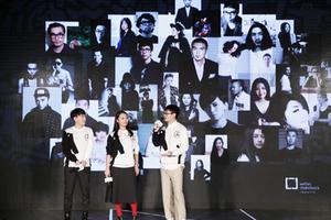 """中国时尚震撼呈现 FN""""好多人""""大型创意影像展北京首发"""