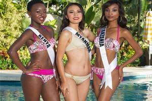 63屆環球小姐決賽在即 各國佳麗寫真性感迷人