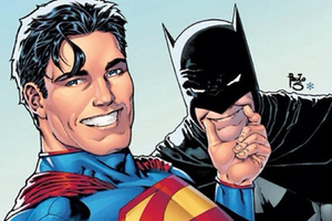 笑一个!超級英雄的自拍照