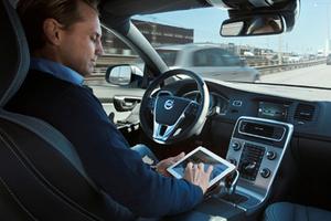 真正的自动驾驶 沃尔沃开展中国首个自动驾驶实路测试