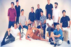12个国家的标准型男形象 看看外国人眼中的帅哥