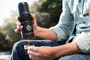 奥迪espresso便携式咖啡机发布