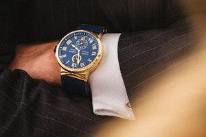 男人有多少表可以重戴