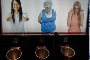 还能让人好好上厕所吗?盘点那些奇葩的便池