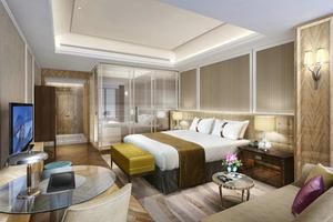 全新朗廷酒店计划于2016年在合肥开业