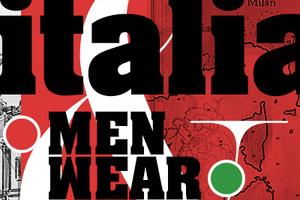 亚平宁半岛的男人与男装