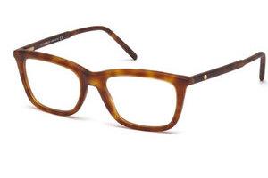 Montblanc玳瑁色眼镜单品推荐
