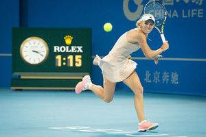 劳力士携手中国网球公开赛