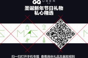 GQ2015圣誕新年節日禮物私心精選