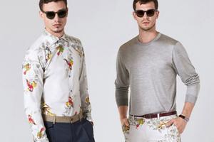 Dolce & Gabbana 2016春夏男装型录