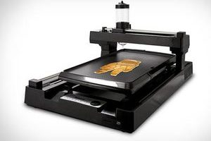 煎餅也可以打印?智能機器人變廚師