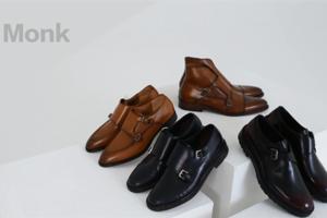 MONK皮鞋也能这么帅