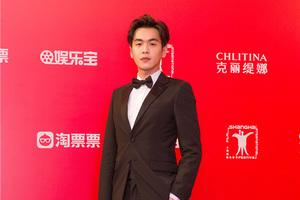 张若昀携《冲天火》亮相上海电影节, 首部电影作品起点高
