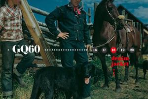 为落拓的牛仔夹克正名 其实它也挺正经