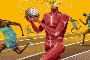 运动极限,肌体还是意识?