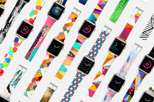 所有表带都想和Apple Watch发生关系