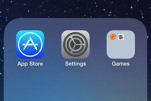 iPhone文件夹还能这么玩