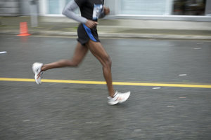 充满运动乐趣的变速跑